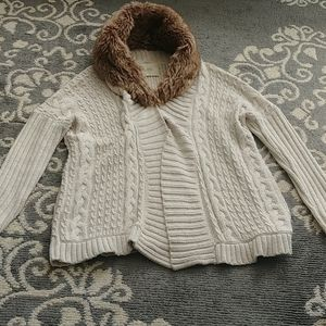 ➡️ OFFER! ZARA CABLE KNIT Sweater-MAKE AN OFFER!